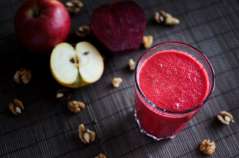 Smoothie Betterave Pomme Atelier Popote